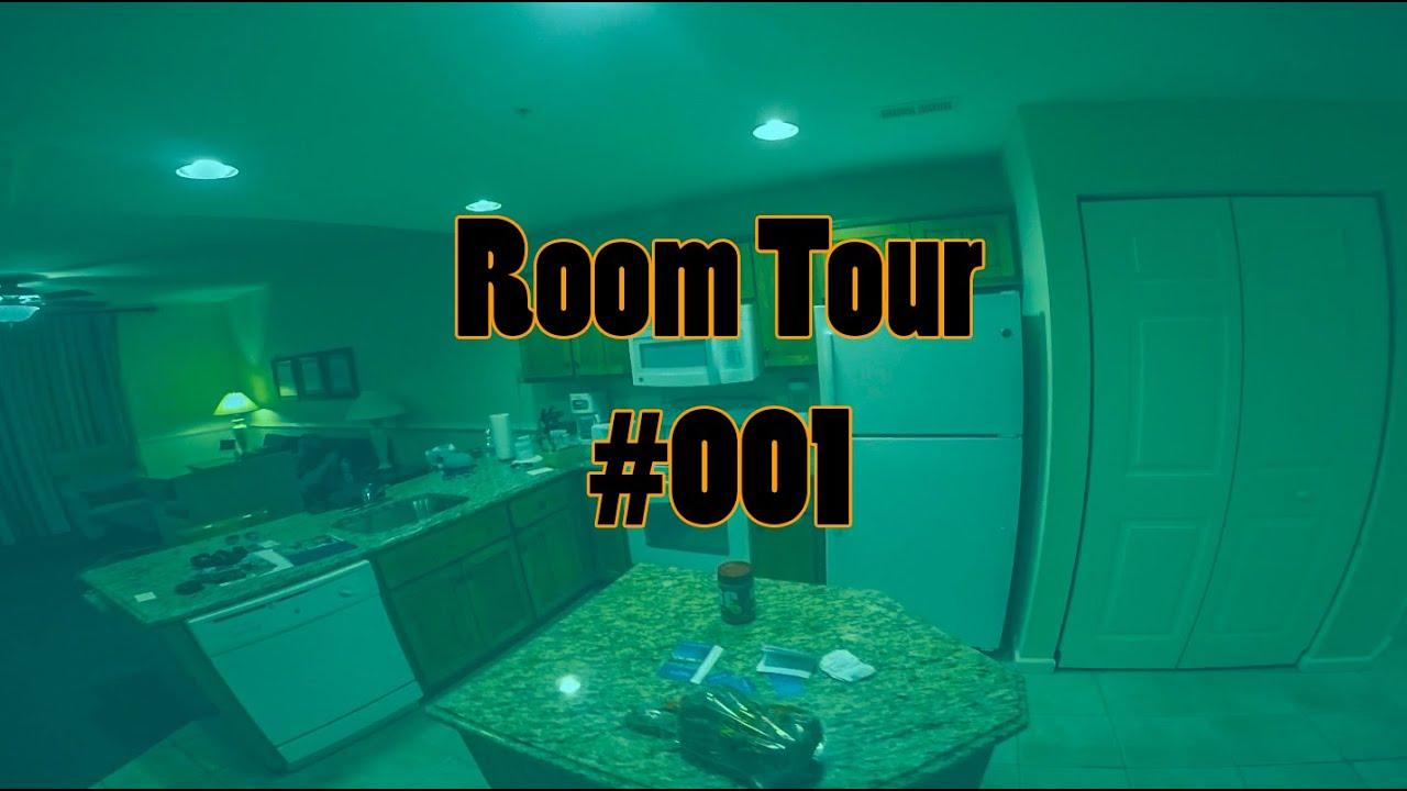 Room Tour *WYNDHAM* - YouTube