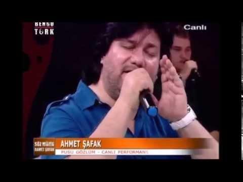 AHMET SAFAK PUSU GÖZLÜM BENGUTURK TV 12.08.2014