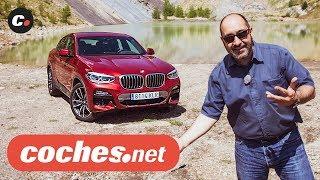 BMW X4 2019 SUV   Prueba / Test / Review en español   coches.net