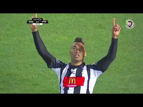 Resumo do Marítimo 0-3 Portimonense (Liga 21ªJ)