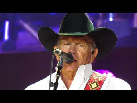 George Strait - Check Yes Or No/2018/New Orleans, LA/Superdome