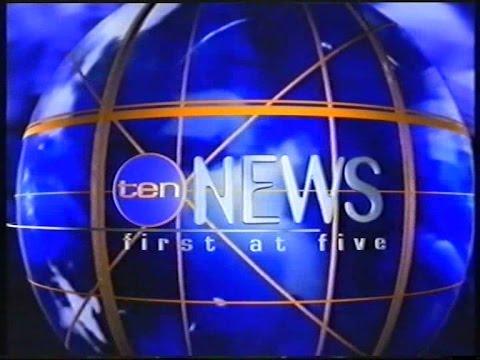 Ten News: First at Five Weekend [Full Bulletin] (30.4.2000)