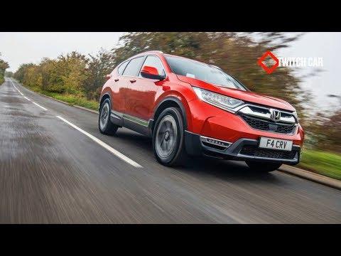 2019 Honda CR V Review