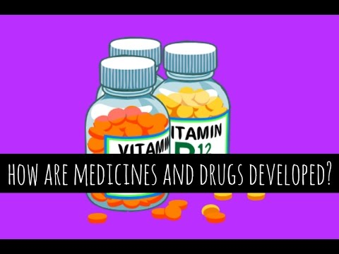 Medicines and Drugs - How Are They Developed? - GCSE Biology