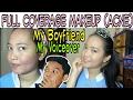 My Boyfriend does my voiceover | full coverage makeup tutorial | ( Acne Skin ) VinaMaysha
