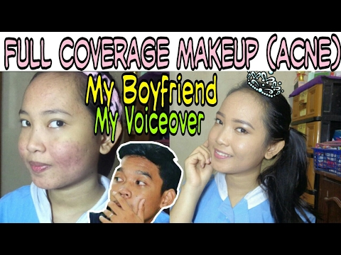 my-boyfriend-does-my-voiceover-|-full-coverage-makeup-tutorial-|-(-acne-skin-)-vinamaysha