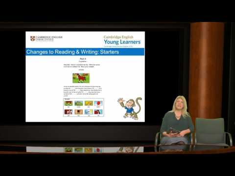 Cambridge English: Young Learners Tests – A Look At The New Tasks And The New Assessment Criteria
