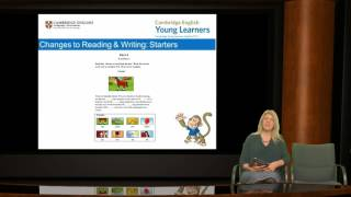 Cambridge English Young Learners Tests A Look At The New Tasks And The New Assessment Criteria