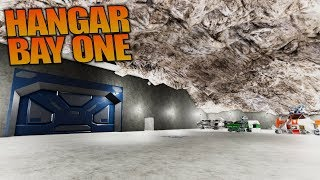 HANGAR BAY ONE | Empyrion: Galactic Survival | Let's Play Gameplay | S12E12