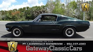 672-FTL 1967 Ford Mustang Fastback