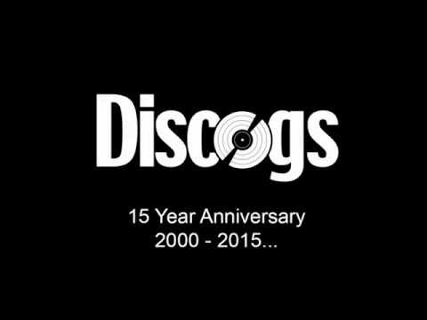 Discogs -  15 Years
