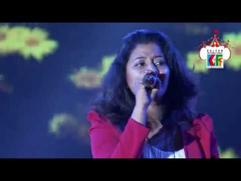 KIFF Kalyan International Film Festival 2016/Music Presso/Sawaar Loon/anandi joshi