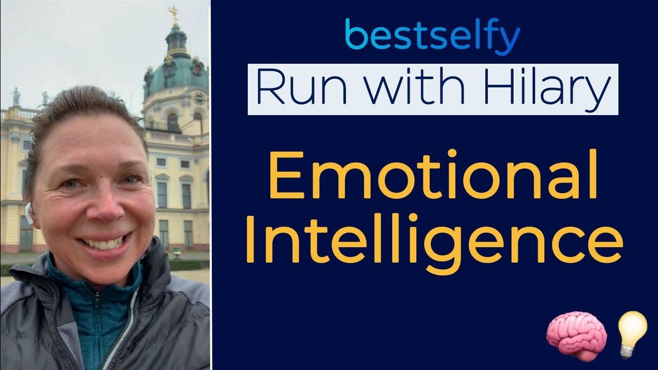 Run with Hilary (Episode #1): Emotional Intelligence