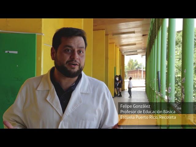 ¡Inscríbete en los Campamentos de Ciencia para Profes! Felipe González