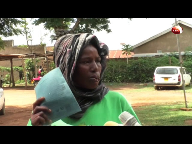 Woman in Busia  attacked by her husband