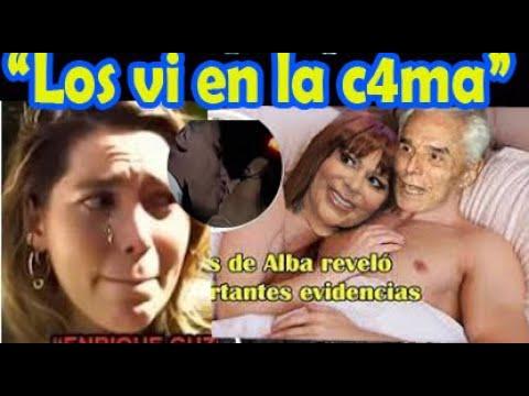 """Download Frida Sofia afirmó encontro a su mama con Enrique guzman """"demostraron amor"""""""