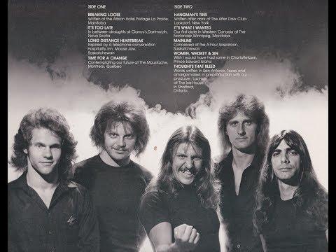 Helix - White Lace & Black Leather (Full Album) 1981