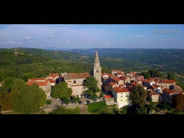 Horvátország, Groznjan