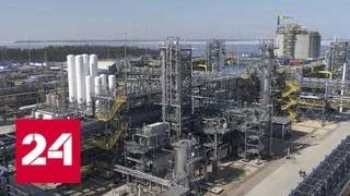 Путин: сжиженный газ РФ имеет колоссальные перспективы на мировом рынке - Россия 24