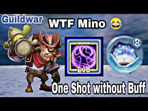 Guildwar   Top-5   Fastest Gw   Majestic   Mino Bomb   Castle Clash