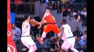Jeremy Lin Highlights - 11/7/18 Knicks at Hawks