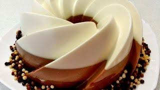 Reteta Tort Trei Ciocolate - طورط بثلاث انواع من الشوكولاطة