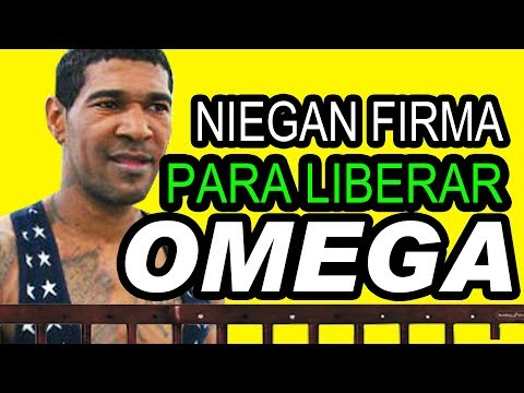 Niegan firma para Omega / Vicente Gracia se pone BRUTO,,en el Choke de las 8