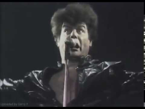 Gary Glitter Live at the Rainbow 1981 (Whole show)