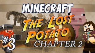 Minecraft - Lost Potato 2 - Ep 3 - The Lost Onion?
