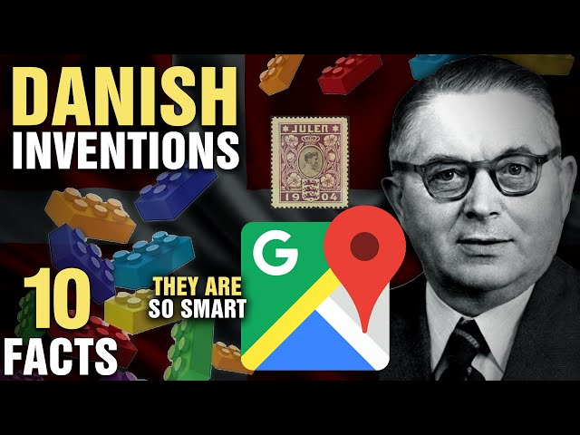 10 Incredible Danish Inventions and Discoveries