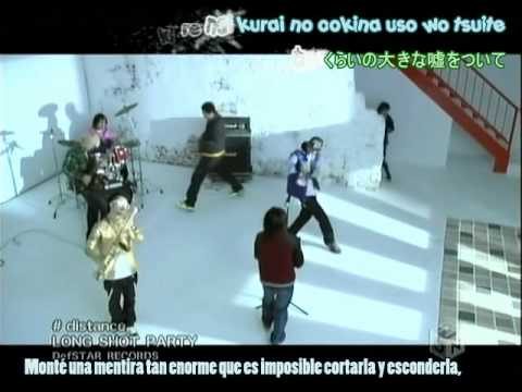 The long Shot Party - Distance SUB ESPAÑOL