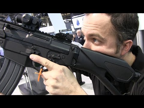 Introducing the SIG 556XI Rifle