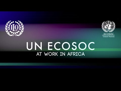 ECOSOC 2015 - Panel 6: At Work in Africa
