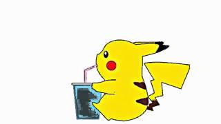 Pikachu Pika Pika Dance  Butterfly remiix
