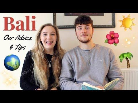 BALI TRAVEL TIPS!