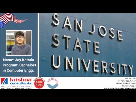 Study in the USA at San Jose State University
