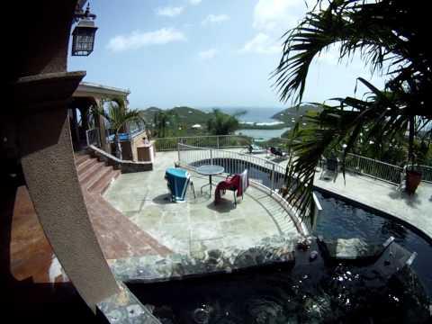 Bongo Bongo Villa Tour - St. John, USVI