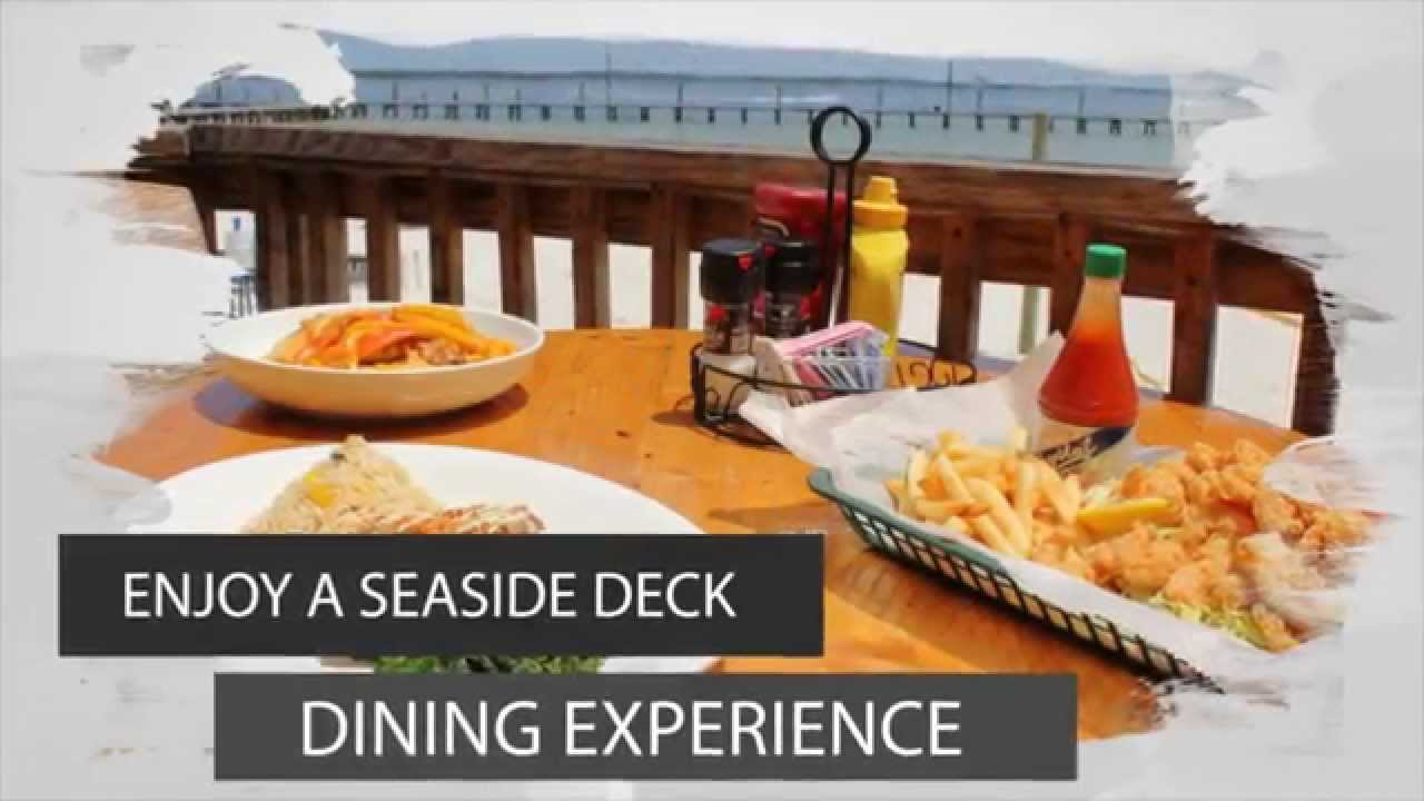 Pensacola Beach Restaurants Waterfront Seafood And Oyster Bar Jubilee
