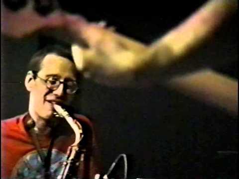 John Zorn, Andrew Weiss, Sim Cain - NYC, NY, 1989 (full concert)