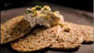 Gordon Ramsay Quick Flatbreads With Lemon Thyme And Ricotta
