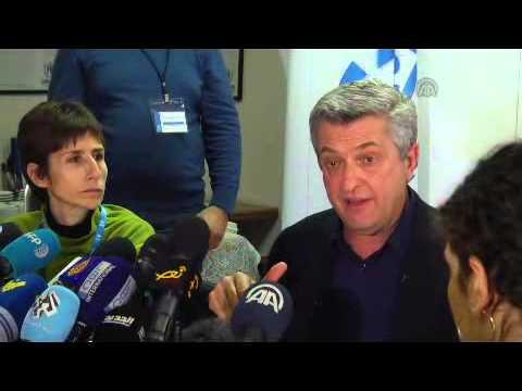 United Nations High Commissioner for Refugees Filippo Grandi