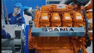 Электростанции Powered by Scania - готовое решение для Вашего бизнеса