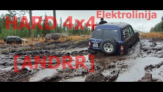 Hard 4x4 Elektrolinija - Patrol, Jimny, Frontera, LandCruiser, GrandCheroke, Vitara