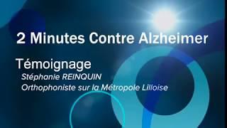 2 Minutes Contre Alzheimer, Témoignage #1