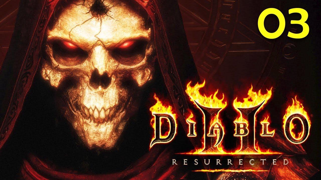 Diablo II: Resurrected PS5 2021 - Chúa dồi #3