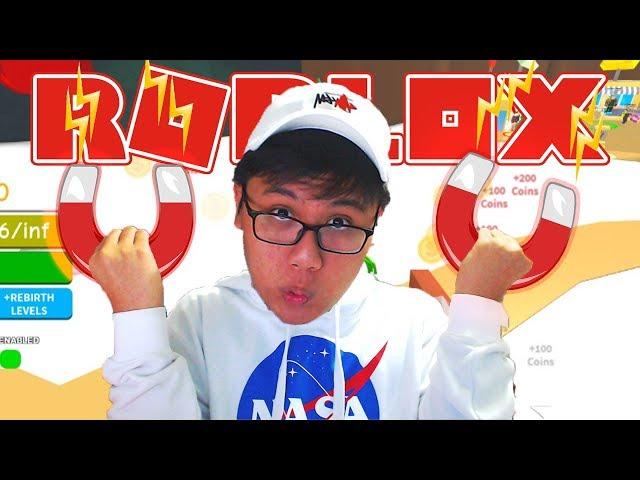 COBAIN DEH! Magnet TERKUAT di ROBLOX?! - Roblox Indonesia