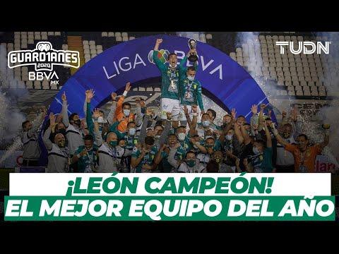 EL COLOR: ¡Los ecos de la gran final, León concluyó un año de ensueño! | TUDN