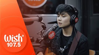 "Ryle Santiago performs ""Iniismol"" LIVE on Wish 107.5 Bus"