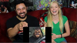 Mom Goes Nuts Over New Chewbacca Mask & Tyrone Magnus REACTION!!!