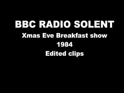 BBC RADIO SOLENT BREAKFAST XMAS EVE 1984